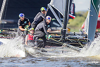 Extreme Sailing Series Act 6 - 28.08.2017