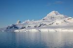Glaciers & Mountains, Lemaire Channel, Antarctica
