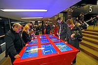 Exposição do acervo do Tate Modern Gallery. Londres. Inglaterra. 2008. Foto de Juca Martins.
