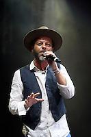 28 juin 2016 concert france bleu Marseille . Christophe Mahe