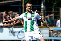 LEEK - Voetbal, Pelikaan S - FC Groningen , voorbereiding seizoen 2021-2022, oefenduel, 03-07-2021, FC Groningen speler Mike te Wierik