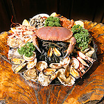 France, Brittany: mixed Seafood | Frankreich, Bretagne: Meeresfruechte