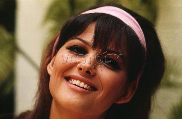 Claudia Cardinale, circa 1966.