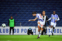 20th December 2020; Dragao Stadium, Porto, Portugal; Portuguese Championship 2020/2021, FC Porto versus Nacional; Sérgio Oliveira of FC Porto takes a shot on goal