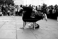 Street Artist - London 2009
