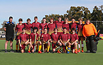 Southland Team Photo. Round 3. Men's U18 Hockey Nationals, Gallagher Hockey Centre, Hamilton. Tuesday 13 July 2021. Photo: Simon Watts/www.bwmedia.co.nz