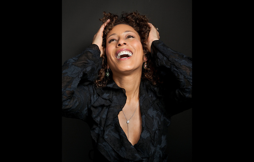 """Actress Tamara Tuniephotographed for the Creative Coalition """"It Starts with the Arts"""" Project"""