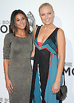 Malin Akerman and Emanuelle Chriqui at The .Book of Mormon Opening Night held at The Pantages Theatre in Hollywood, California on September 12,2012                                                                               © 2012 Hollywood Press Agency