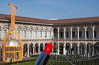 Università Statale - Milan design week 2015
