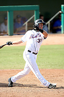 Kirk Nieuwenhuis - Mesa Solar Sox - 2010 Arizona Fall League.Photo by:  Bill Mitchell/Four Seam Images..