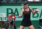 Maria Sharapova wins at Roland Garros in Paris, France on June 2, 2012