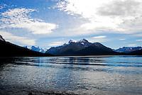 Maligne Lake Jasper National Park.