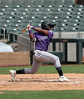 Adael Amador - 2021 Arizona League Rockies (Bill Mitchell)