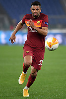 Bruno Peres of AS Roma in action during the Europa League round of 32 2nd leg football match between AS Roma and Sporting Braga at stadio Olimpico in Rome (Italy), February, 25th, 2021. Photo Andrea Staccioli / Insidefoto