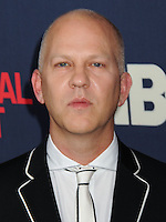 """NEW YORK CITY, NY, USA - MAY 12: Ryan Murphy at the New York Screening Of HBO's """"The Normal Heart"""" held at the Ziegfeld Theater on May 12, 2014 in New York City, New York, United States. (Photo by Celebrity Monitor)"""
