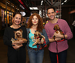 Broadway Barks 2019 Announcement - Video filming