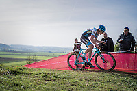 Thomas Joseph (BEL/U23)<br /> <br /> U23 race<br /> Koppenbergcross / Belgium 2017