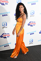 Vick Hope<br /> poses on the media line before performing at the Summertime Ball 2019 at Wembley Arena, London<br /> <br /> ©Ash Knotek  D3506  08/06/2019