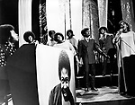 Edwin Hawkins Singers 1969 Edwin Hawkins Dorothy Combs Morrison<br /> © Chris Walter