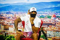 13th September 2020; Mugello race track, Scarperia e San Piero, Tuscany, Italy ; Formula 1 Grand Prix of Tuscany, Race Day;  44 Lewis Hamilton GBR, Mercedes-AMG Petronas Formula One Team