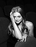 Anna Baryshnikov - Broadway Debut Photo shoot
