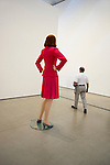 Contemporary Art at the Broad Museum in downtown Los Angeles