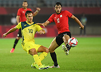 2021 Tokyo Olympic Games Football Australia v Egypt Day 5 Jul 28th
