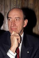 FILE PHOTO - Marc Lalonde<br /> vers 1992<br /> <br /> PHOTO :   Agence quebec Presse