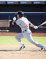 Jason Kipnis - Peoria Javelinas - 2010 Arizona Fall League.Photo by:  Bill Mitchell/Four Seam Images..