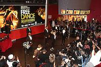 spectacle des danseur les fantastiques - Avant-premiere du film 'Free Dance' au cinÈma Gaumont Aquaboulevard