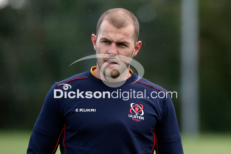 Tuesday 5th October 2021<br /> <br /> Will Addison during Ulster Rugby training at Newforge Country Club, Belfast, Northern Ireland. Photo by John Dickson/Dicksondigital
