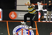 6th November 2020; Parc del Forum, Barcelona, Catalonia, Spain; Imagin Extreme Barcelona; picture show Jorge Simoes (POR) during the mens street final