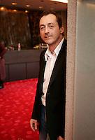 April 3rd 2006, Montreal (QC) CANADA<br /> Luc Picard (R) Premiere Un Dimanche a Kigali<br /> Photo : (c) 2006 Pierre Roussel / Images Distribution