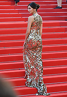 CANNES, FRANCE. July 17, 2021: Gemma Chan at the Closing Gala & Awards Ceremony, and From Africa With Love Premiere at the 74th Festival de Cannes.<br /> Picture: Paul Smith / Featureflash