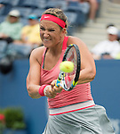 Victoria Azarenka (BLR) Defeats Ana Ivanovic (SRB) 4-6, 6-3, 6-4