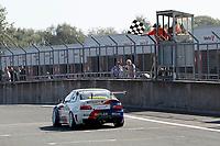 2019 Gold Cup meeting. Dunlop Saloon Car Cup. #18 Darren Fielding. BMW M3.