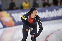 SPEEDSKATING: SALT LAKE CITY: Utah Olympic Oval, 10-03-2019, ISU World Cup Finals, 1500m Ladies, Brittany Bowe (USA), ©Martin de Jong