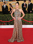 Lena Headey attends The 20th SAG Awards held at The Shrine Auditorium in Los Angeles, California on January 18,2014                                                                               © 2014 Hollywood Press Agency