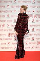 Estelle LEFEBURE - Diner de la mode du Sidaction 2017 - 26 janvier 2017 - Paris - France # DINER DE LA MODE DU SIDACTION 2017