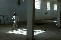 A fruit processing factory being built in Kabul Afghanistan with money from US AID amongst other donors.