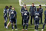 Madrid (02/03/10).-Entrenamiento del Real Madrid....© Alex Cid-Fuentes/ ALFAQUI..Madrid (02/03/10).-Training session of Real Madrid c.f....© Alex Cid-Fuentes/ ALFAQUI.