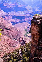 """Grand Canyon,Artist signed, limited edition fine art print from the American Splendor series.  Photographed in the American National Parks. Custom edited by the artist, and printed on professional artist canvas. Framed in a custom black wood floater frame.  Size 24x36"""" plus frame.<br /> Price $500<br /> Other proportionate sizes may be available on custom order."""