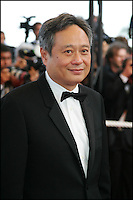 ANG LEE @ RED CARPET OF THE MOVIE 'INGLOURIOUS BASTERDS' - 62ND FILM FESTIVAL OF CANNES 2009.