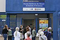 23.03.2020 - Vacinação contra a gripe em São Paulo