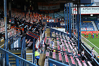 4th May 2021; Kenilworth Road, Luton, Bedfordshire, England; English Football League Championship Football, Luton Town versus Rotherham United; The players walk out of the tunnel