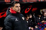 Miguel Angel Sanchez Munoz of Rayo Vallecano during La Liga match between Rayo Vallecano and Celta de Vigo in Madrid, Spain. January 11, 2019. (ALTERPHOTOS/Borja B.Hojas)