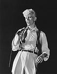 David Bowie 1983 ..© Chris Walter..