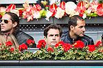 Alex Adrover during Mutua Madrid Open Tennis 2016 in Madrid, May 07, 2016. (ALTERPHOTOS/BorjaB.Hojas)