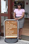 Sophia Akpan, The Vine Bookstore