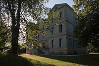 Europe/France/Languedoc-Roussillon/30/Gard/Env  de Bagnols-sur-Cèze/ Sabran: Relais et Chateau: Château de Montcaud